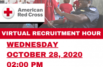 American Red Cross Virtual Recruitment Hour: Volunteer and Internship Opportunities