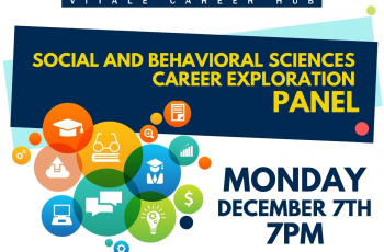 Social and Behavioral Sciences Career Exploration Panel