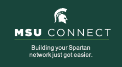 MSU Connect Logo