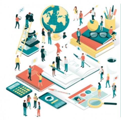 Micro-Internships: Short-term, paid, professional projects (via Parker Dewey)