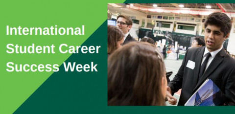 International Student Career Success Week