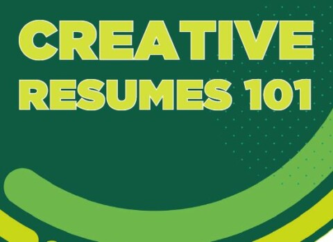 Creative Resumes Guide