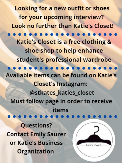 Shop FOR FREE at Katie's Closet!