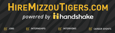 HireMizzouTigers (Powered by Handshake)