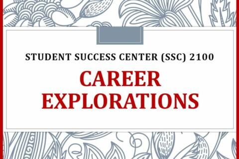 SSC 2100: Career Explorations