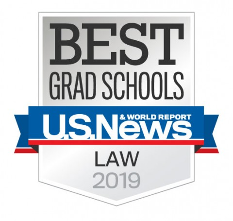 US News & World Report Law School Rankings