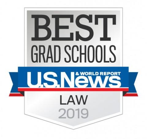 US News & World Report Law School Rankings