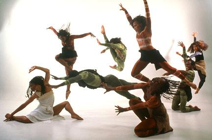 Intro to Afro Fusion Dance – DANC 155