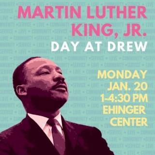 Social Media MLK Day At Drew