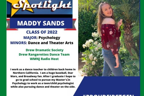 Maddy Sands Student Spotlight