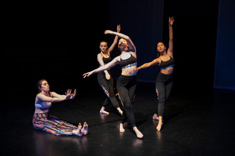 Community-Based Learning: Choreography & Performance Studies