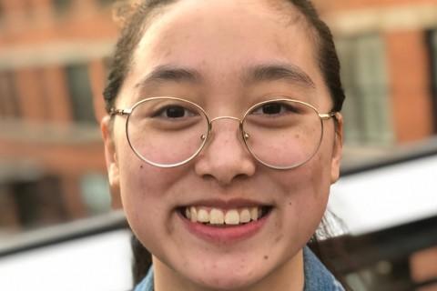 Ella Farruggia Student Spotlight Photo
