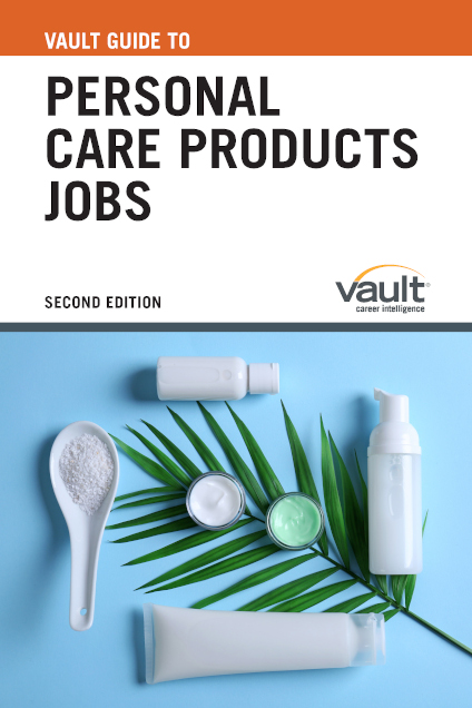 Vault Guide to Personal Care Products Jobs, Second Edition