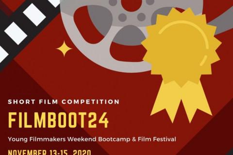 Filmboot flyer
