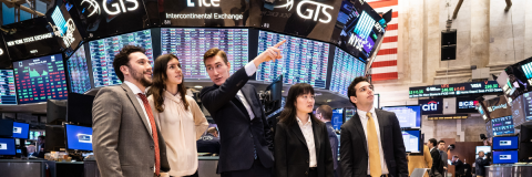 Semester on Wall Street