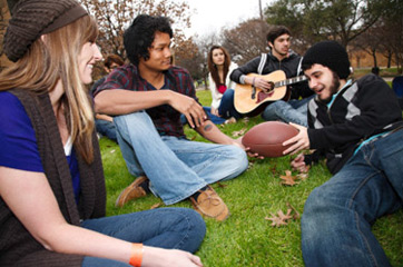 social-students