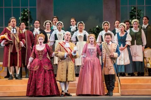 Opera America (Jobs in Opera)