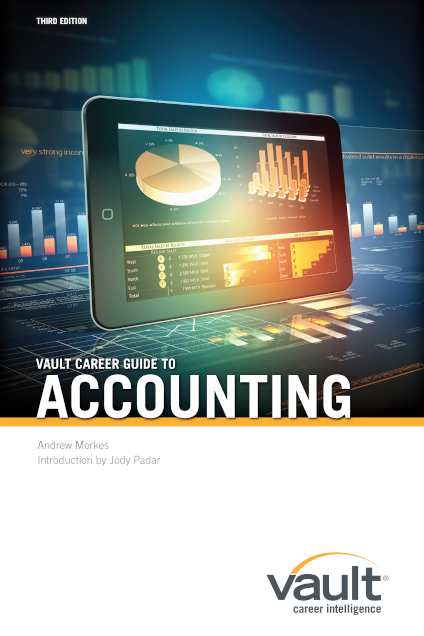 Vault Career Guide to Accounting, Third Edition