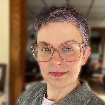 Laura Amerman, CFRE (she/hers)