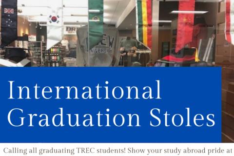 International Graduation Stoles (1)