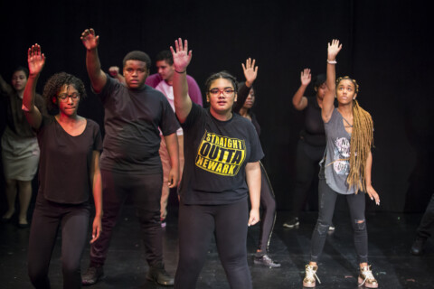 Theatre in the Community: The Newark Collaboration
