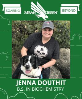 Soaring Beyond Jenna Douthit