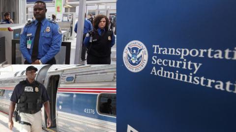 Department of Homeland Security – TSA, DFW Airport
