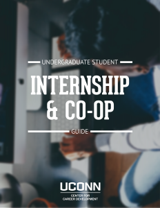 Internship and Co-op Guide