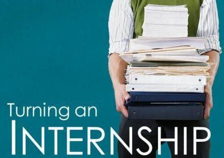 internship to job