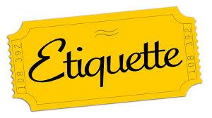 foreign etiquette