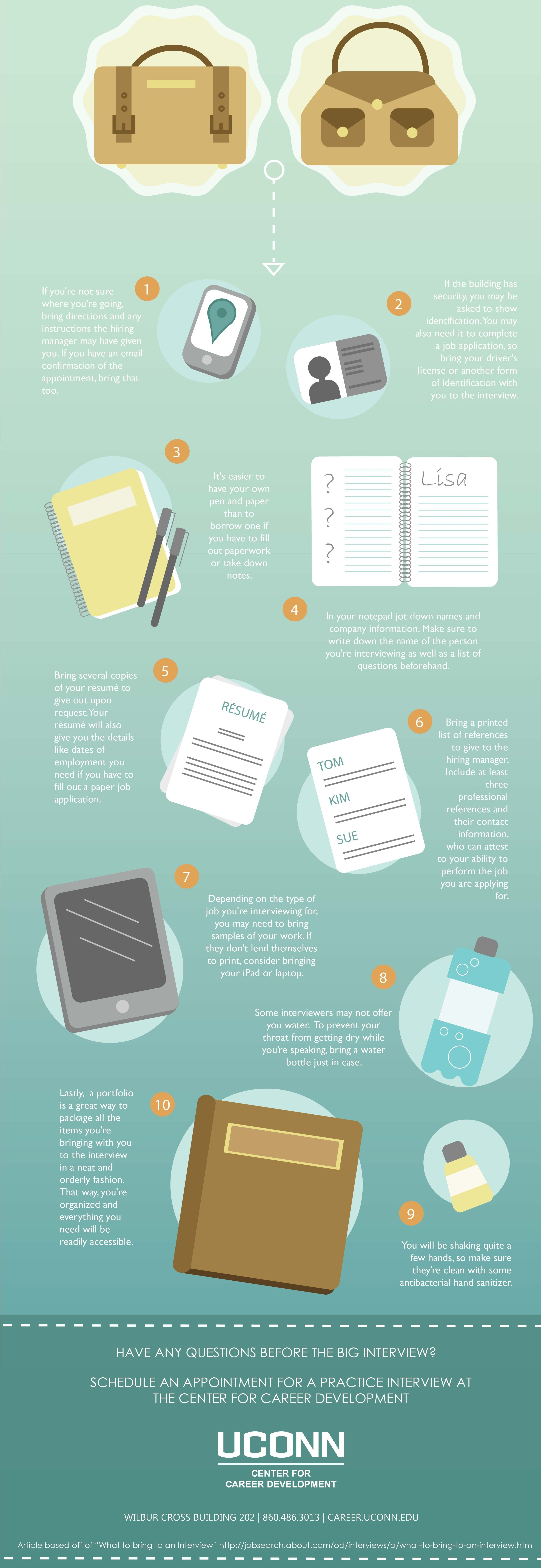 10 items to bring to an interview_MP-01