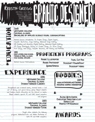 The Truth About Getting Creative With Your Resume Uconn