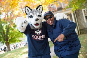 Alumni weekend on Oct. 11, 2015. (Roger Castonguay/UConn Photo)