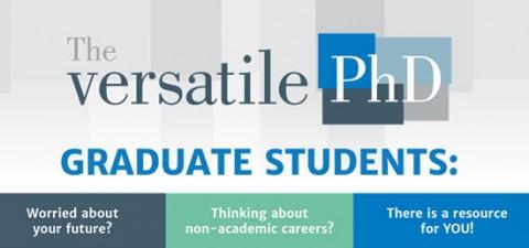 Versatile PhD