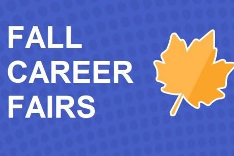 Fall Career Fairs