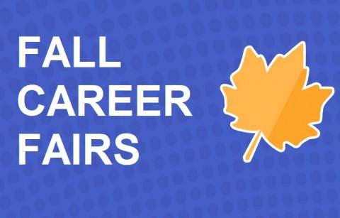 Storrs Fall Career Fairs (All-University & STEM)