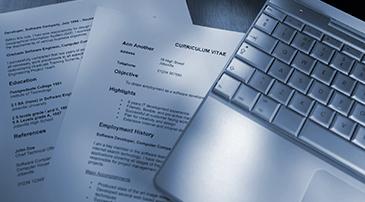 Résumé & Cover Letter Samples