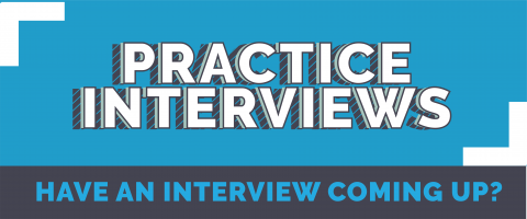 Schedule a Practice Interview