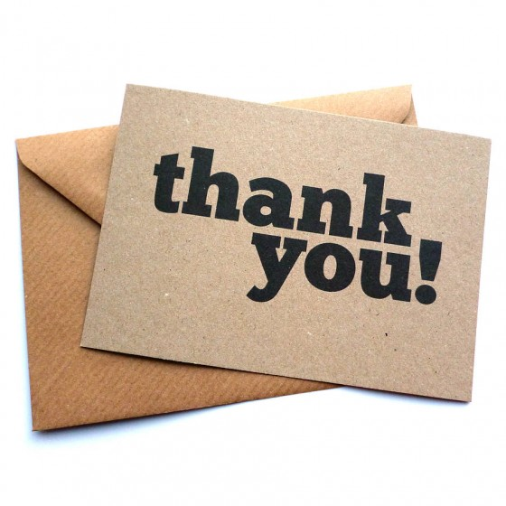 Why Post-Interview Thank You Notes Actually Matter – UConn Center ...