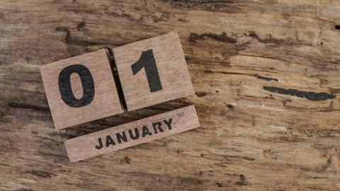 New Year Post Photo