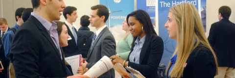 Career Fairs & Events