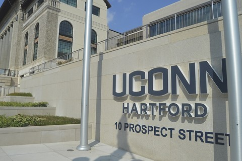 UConn Hartford (HBJ Photos | Sean Teehan)