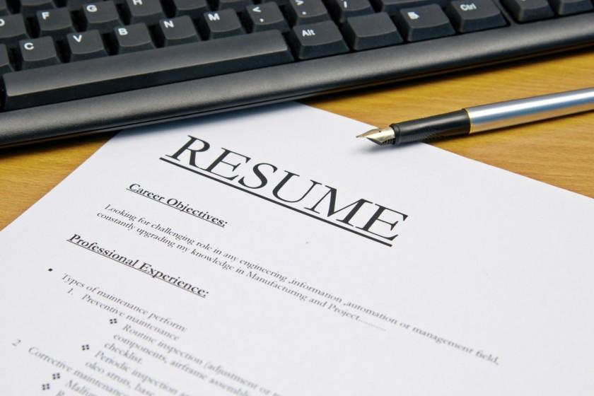 The Prescription For A Healthy Resume Uconn Center For Career