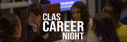 CLAS Career Night