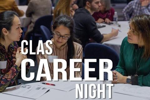 CLAS Career Night