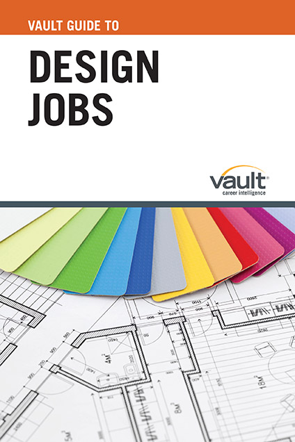 Vault Guide to Design Jobs