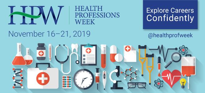 Health Professions Week, November 16-21