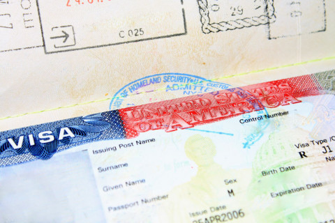 52366424 – empty j1 usa visa for man