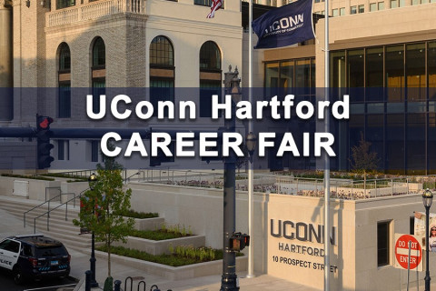 UConn Hartford Career Fair