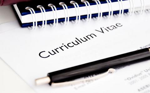 Writing Your Curriculum Vitae (CV)
